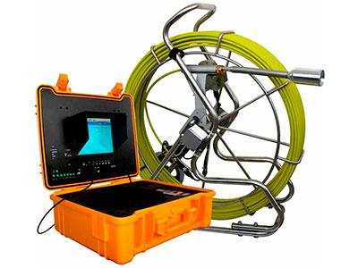 Диагностика трубопровода с видеозаписью (телеинспекция)