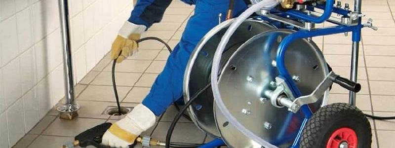 Термическая прочистка канализации